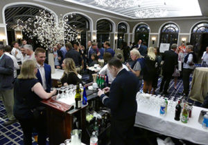 International Tennis Writers Association party at the 2019 US Open